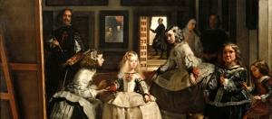 Kızlar, Las Meninas, Diego Velazquez Reprodüksiyon Kanvas Tablolar