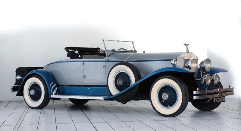 Klasik Otomobil 2 Araçlar Kanvas Tablo