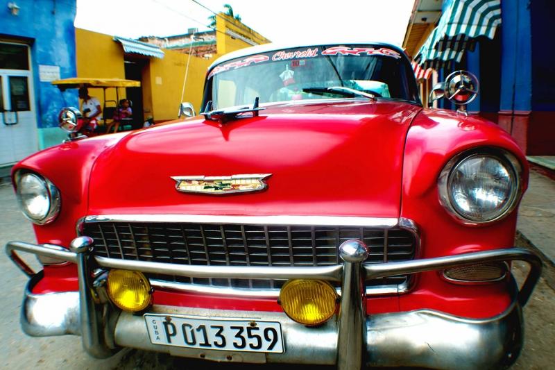 Klasik Otomobiller 34 Amerikan Klasik Arabalar Eski Araclar Kanvas Tablo