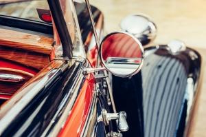 Klasik Otomobiller 49 Amerikan Klasik Arabalar Eski Araclar Kanvas Tablo
