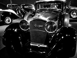 Klasik Otomobiller 56 Amerikan Klasik Arabalar Eski Araclar Kanvas Tablo