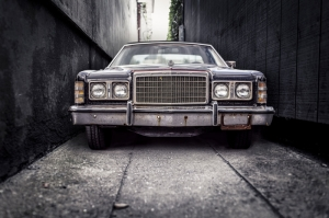 Klasik Otomobiller 57 Amerikan Klasik Arabalar Eski Araclar Kanvas Tablo