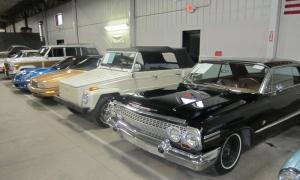 Klasik Otomobiller 67 Amerikan Klasik Arabalar Eski Araclar Kanvas Tablo