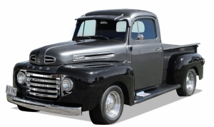 Klasik Otomobiller 68 Amerikan Klasik Arabalar Eski Araclar Kanvas Tablo