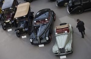 Klasik Otomobiller 77 Amerikan Klasik Arabalar Eski Araclar Kanvas Tablo