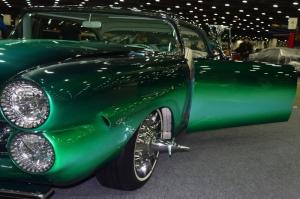 Klasik Otomobiller 85 Amerikan Klasik Arabalar Eski Araclar Kanvas Tablo