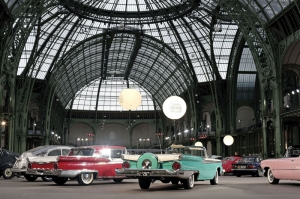 Klasik Otomobiller 89 Amerikan Klasik Arabalar Eski Araclar Kanvas Tablo