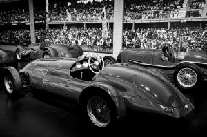 Klasik Otomobiller Bugatti 1 Amerikan Klasik Arabalar Kanvas Tablo