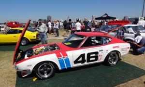 Klasik Otomobiller Sergiler ve Show 3 Amerikan Klasik Arabalar Kanvas Tablo
