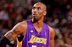 Kobe Bryant Lakers Basketbol Spor Kanvas Tablo 2