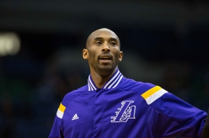 Kobe Bryant Lakers Basketbol Spor Kanvas Tablo 3