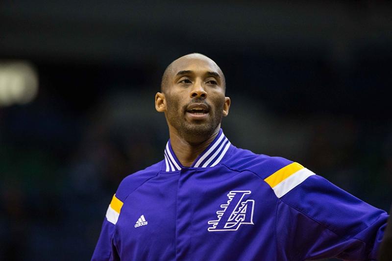 Kobe Bryant Lakers Basketbol Spor Kanvas Tablo 3