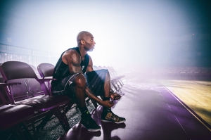 Kobe Bryant Lakers Basketbol Spor Kanvas Tablo 4