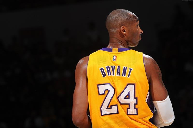 Kobe Braynt Lakers Basketbol Spor Kanvas Tablo 8
