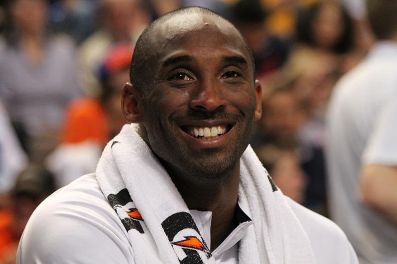 Kobe Braynt Ünlü Yüzler Kanvas Tablo