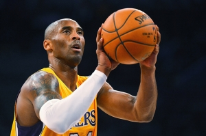 Kobe Byrant Kanvas Tablo