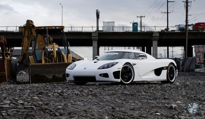 Koenigsegg Ccxr 1 Konsept Arabalar Spor Otomobiller Kanvas Tablo