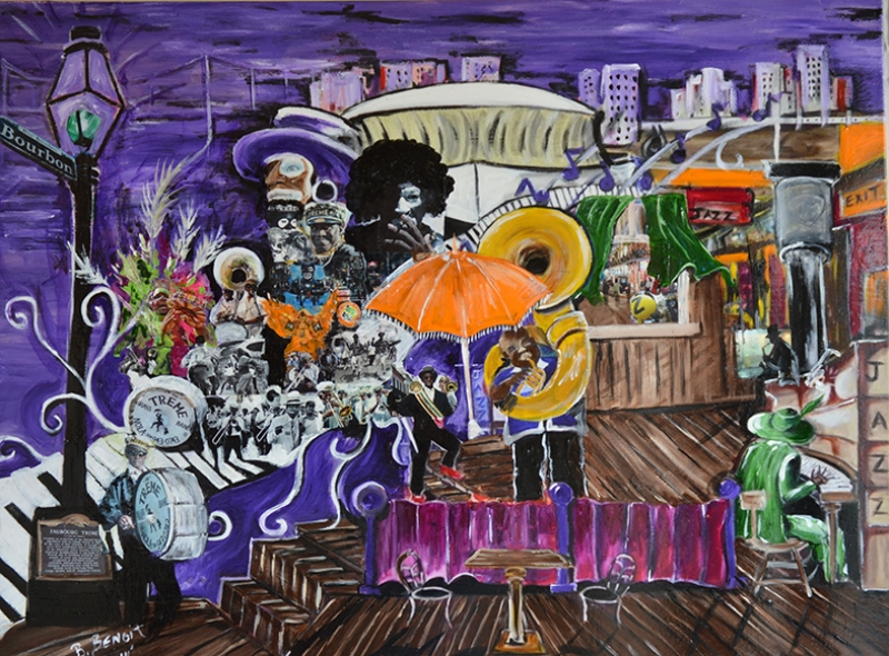Kolaj Tablo 3 Yağlı Boya Sanat Kanvas Tablo