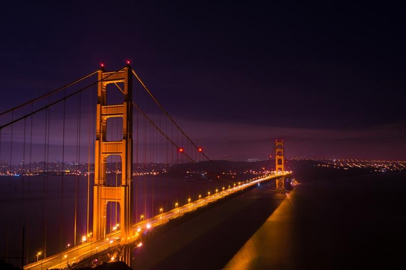 Köprü Fotoğraf Kanvas Tablo