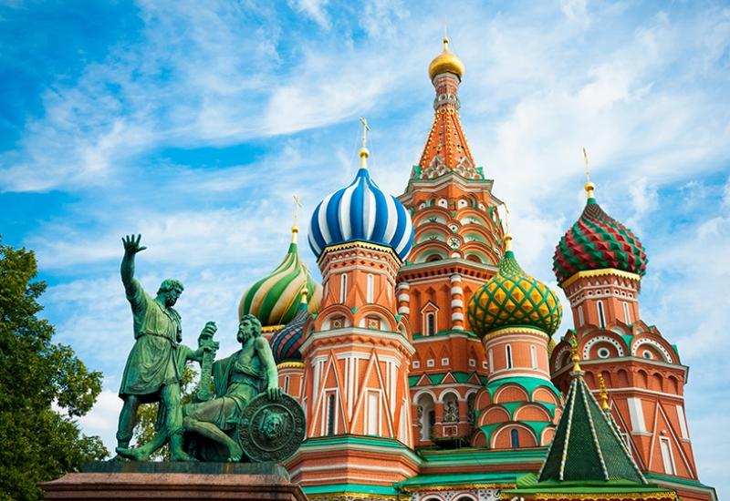 Kremlin Sarayı Dünyaca Ünlü Şehirler Kanvas Tablo