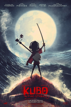 Kubo And The Two Strings Sinema Kanvas Tablo