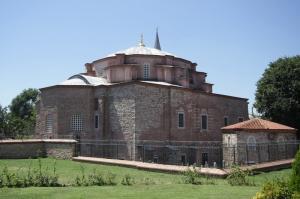 Küçük Ayasofya Cami, Cankurtaran, İstanbul fotoğraf Kanvas Tablo