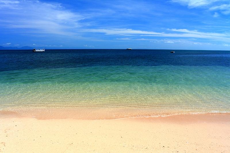Kumsal ve Deniz Manzarası Kanvas Tablo