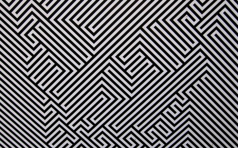 Kuru Kafa Abstract Dijital ve Fantastik Kanvas Tablo