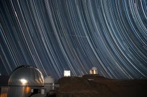 Kuzey Işıkları Dünya & Uzay Kanvas Tablo
