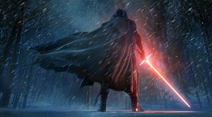 Kylo Ren 5 Star Wars Kanvas Tablo
