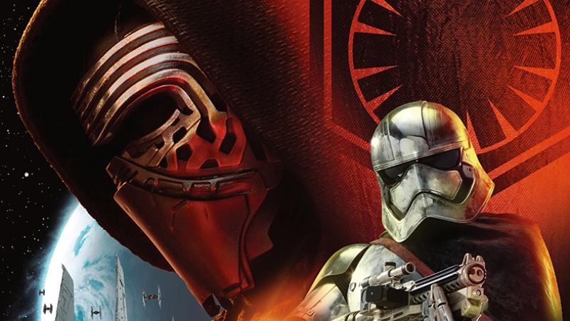 Kylo Ren 6 Star Wars Kanvas Tablo
