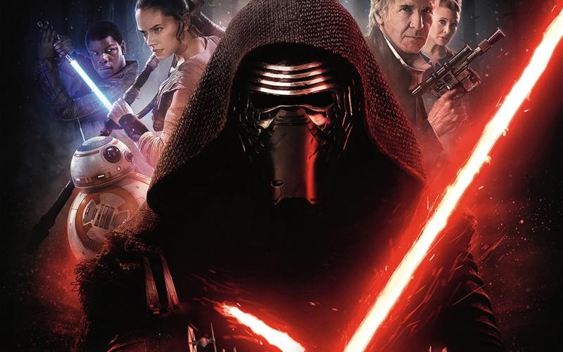 Kylo Ren Star Wars Popüler Kültür Kanvas Tablo