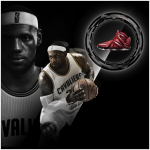 Lebron James Basketbol Spor Kanvas Tablo