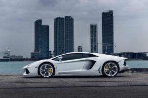 Lamborghini Aventador Otomobil Araçlar Kanvas Tablo