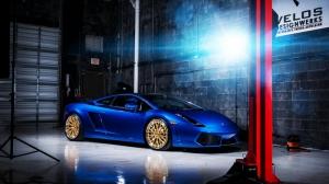 Lamborghini Gallardo Afis Poster Spor Otomobiller Araclar Kanvas Tablo