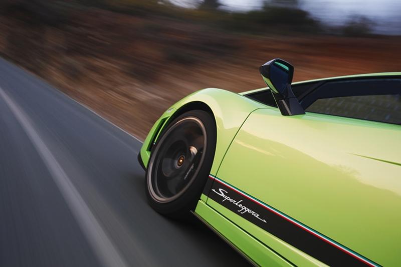 Lamborghini Gallardo LP570-4 Süperleggera Otomobil Araçlar Kanvas Tablo