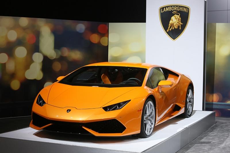Lamborghini Huracan 4 Otomobil Araçlar Kanvas Tablo