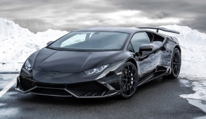 Lamborghini Huracan 6 Spor Otomobil Araçlar Kanvas Tablo