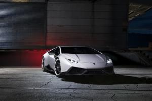 Lamborghini Huracan Lp610 4 Spor Otomobil Araçlar Kanvas Tablo