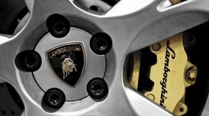 Lamborghini Jant Kanvas Tablo