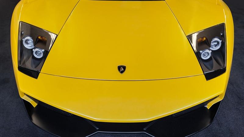 Lamborghini Murcielago Otomobil Araçlar Kanvas Tablo