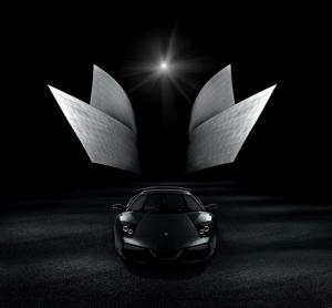 Lamborghini Spor Otomobil 2 Araçlar Kanvas Tablo
