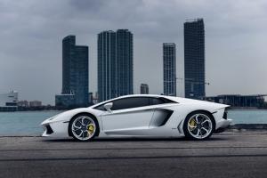 Lamborghini Spor Otomobil Araçlar Kanvas Tablo