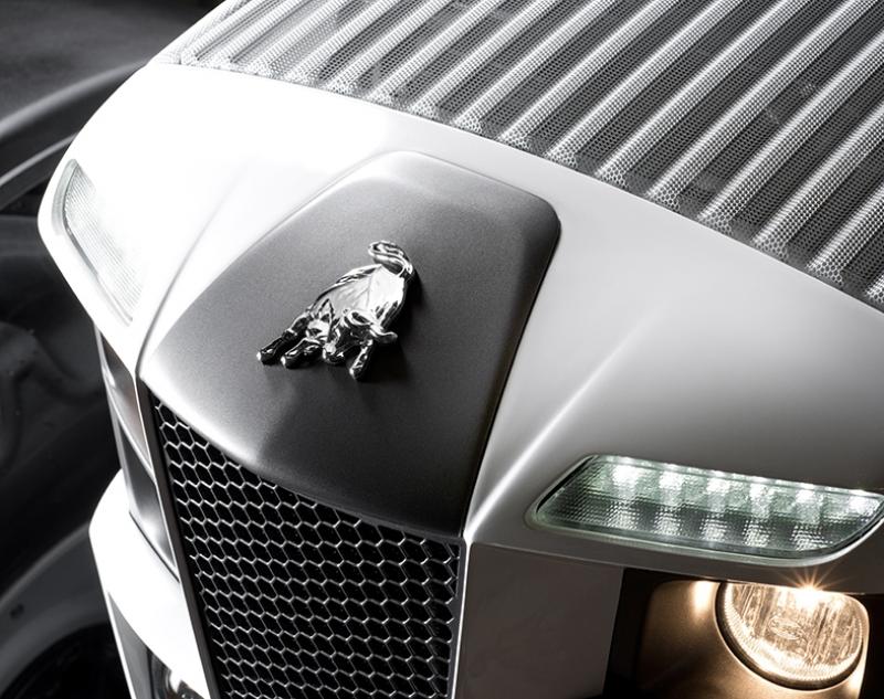 Lamborghini Traktör Otomobil Araçlar Kanvas Tablo