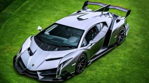 Lamborghini Veneno 2 Spor Otomobil Araçlar Kanvas Tablo