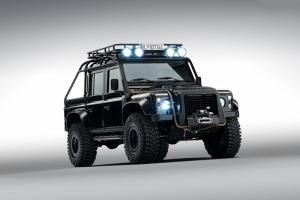 Land Rover Defender Otomobil Araçlar Kanvas Tablo