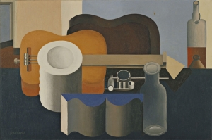 Le Corbusier Yasam Stili Yagli Boya Klasik Sanat Kanvas Tablo