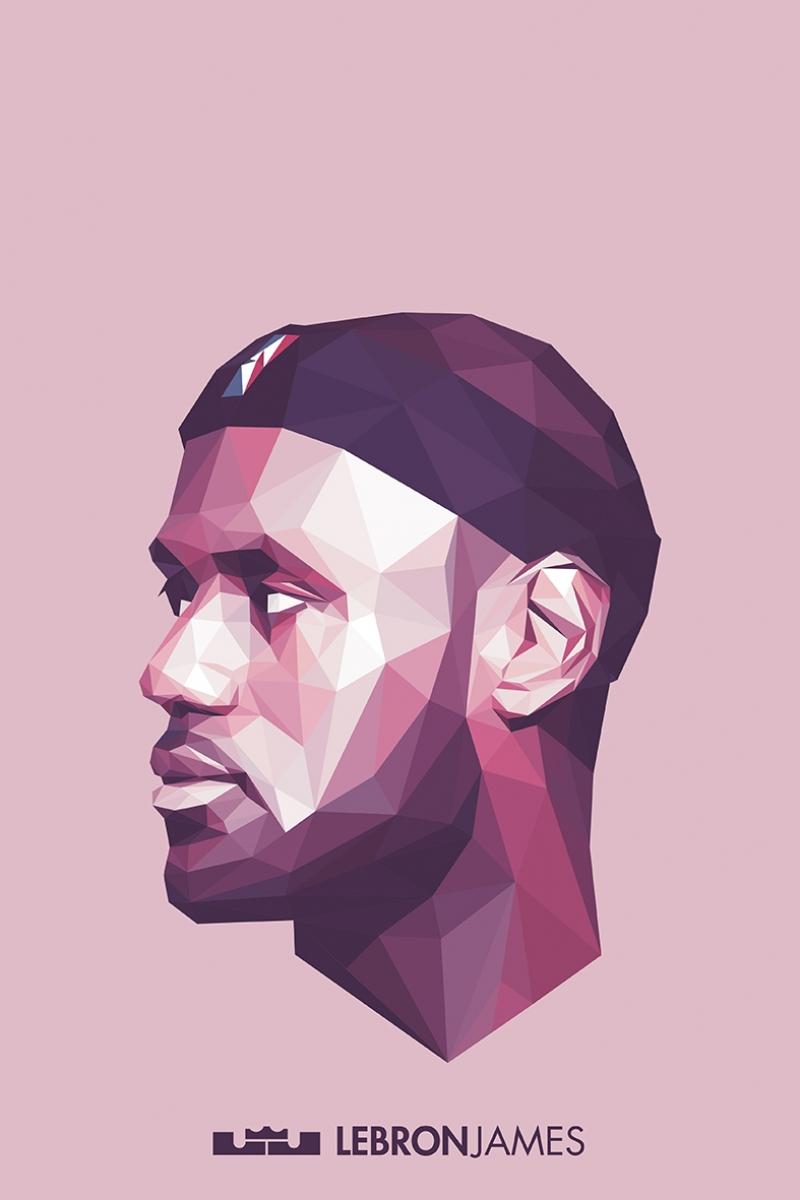 Lebron James Basketbol Kanvas Tablo