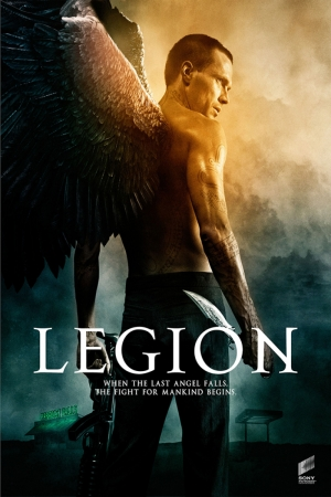 Legion Film Afişi Sinema Kanvas Tablo