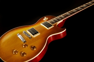 Les Paul Gitar Müzik Kanvas Tablo